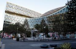 """Santana Row projects boom, Splunk moves into new San Jose offices that are a """"home run"""" for developer 
